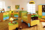 Детская комната трансформер